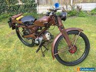 Moto Guzzi Guzzino 65cc auto cycle cyclemotor