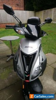 Aprilia sr 50 scooter full kit for motorhome,, campervan